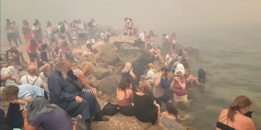 Σοκαριστικές καταθέσεις από τη πυρκαγιά στο Μάτι: «Θεέ μου, συγχώρεσέ με…» - «Δεν θα αντέξω μαμά…»
