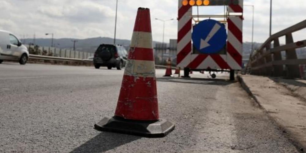 Προσοχή στους δρόμους: Διακόπτεται η κυκλοφορία στην επαρχιακό οδό Φηρών-Πύργου στην Σαντορίνη