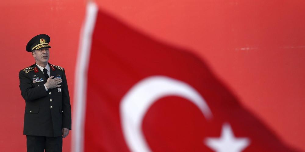 Παραλήρημα από τον Τούρκο υπουργό Άμυνας: Μην κάνετε κανένα σχέδιο χωρίς την Τουρκία