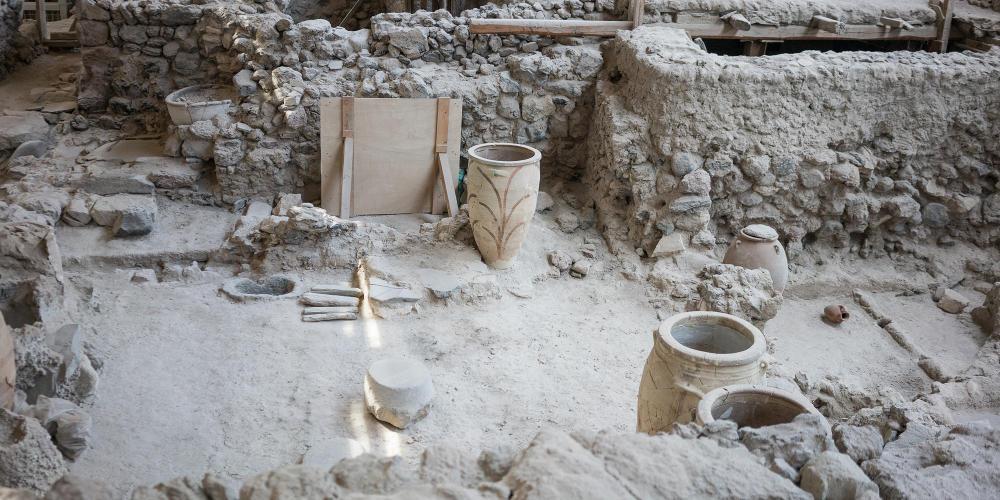 Νέες ώρες λειτουργίας σε μουσεία και αρχαιολογικούς χώρους στην Σαντορίνη