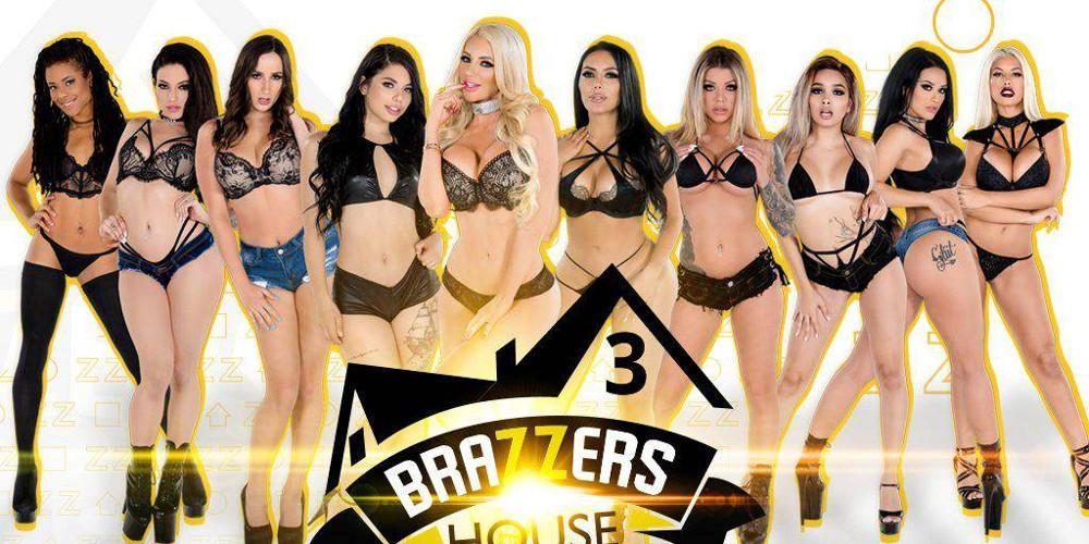 Έτσι περνάνε οι πορνοστάρ στο σπίτι του Brazzers