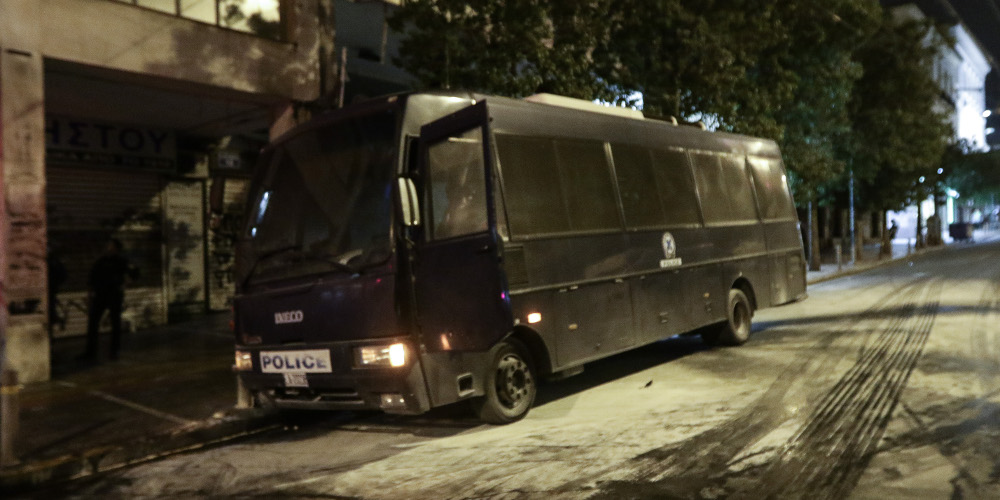 Ανάληψη ευθύνης για την επίθεση στο Α.Τ. Ομονοίας: «Για τη δολοφονία του Ζακ Κωστόπουλου»