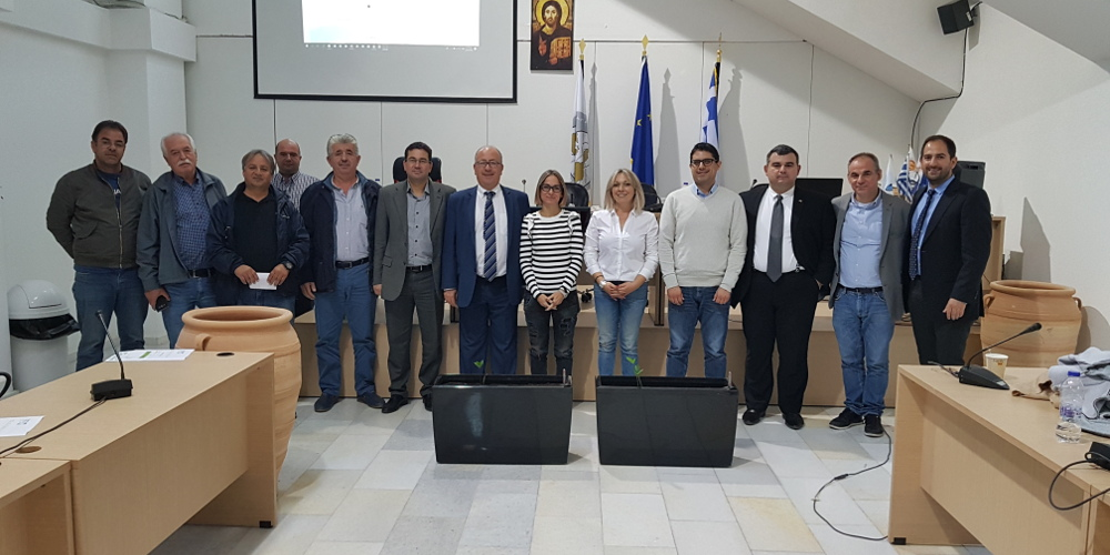 Σαντορίνη: Συνάντηση για το ευρωπαϊκό πρόγραμμα «ΕΥ-ΚΙΝΗΣΗ»