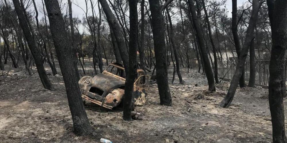 Εισαγγελική έρευνα για πυρκαγιά στο Μάτι: Πήραν προθεσμίες Δούρου και Ψινάκης