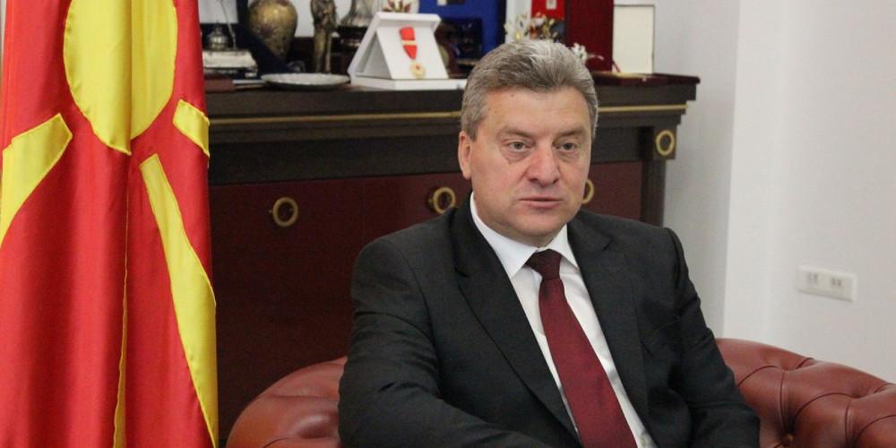 «Βόμβες» Ιβάνοφ για Σκοπιανό: Η ιστορία περιφρονεί τη δωροδοκία