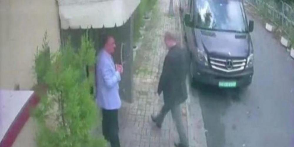 ABC: Στραγγάλισαν τον Κασόγκι μέσα στο προξενείο!