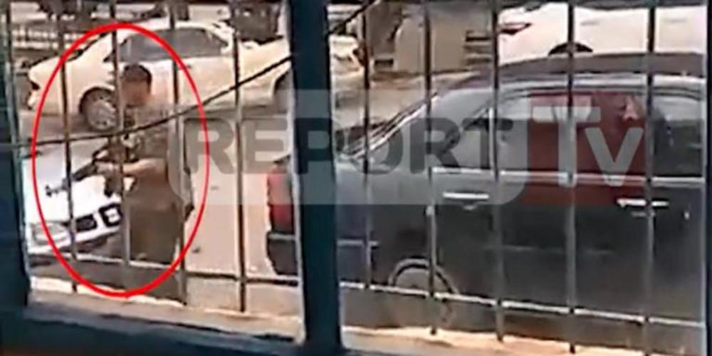 Βίντεο-ντοκουμέντο με την ανταλλαγή πυροβολισμών του Κατσίφα με την Αλβανική αστυνομία