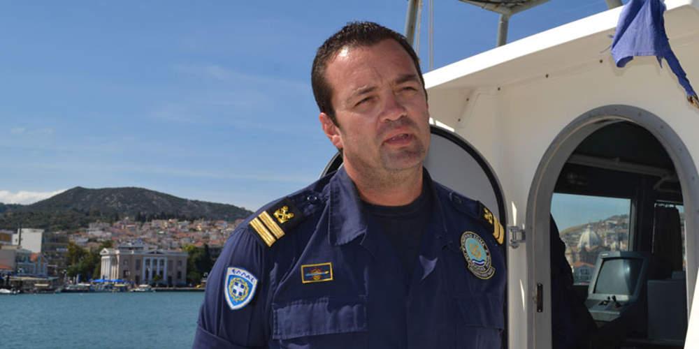 Το Αιγαίο αποχαιρετά τον ήρωά του – Το απόγευμα κηδεύεται ο Κυριάκος Παπαδόπουλος