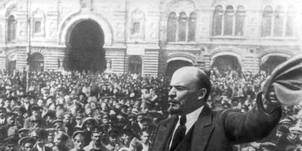 Ζει ο Λένιν; H φωτογραφία που έγινε viral και ξύπνησε μνήμες
