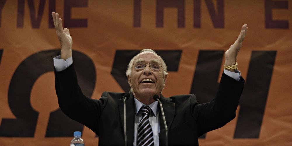 Απίστευτη ατάκα Λεβέντη σε εκδήλωση: Και το ξενοδοχείο ΣΥΡΙΖΑ είναι; [βίντεο]
