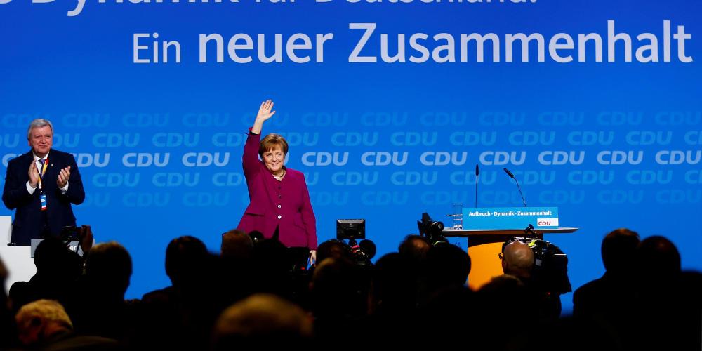 «Βόμβα» από την Μέρκελ: Δεν θα είμαι ξανά υποψήφια στο CDU