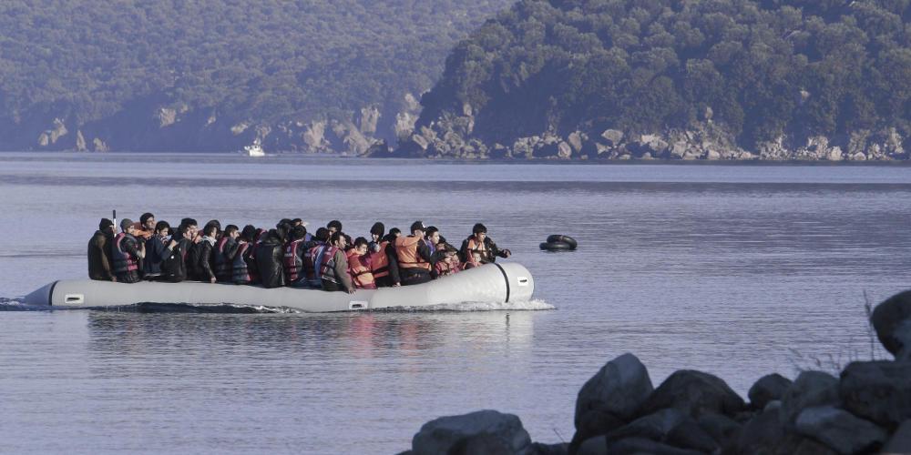 Τραγωδία: Δύο νεκροί μετανάστες από ναυάγιο σκάφους ανοιχτά της Αλικαρνασσού