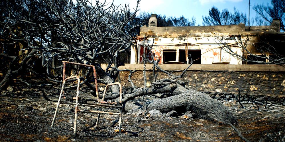 Νέα μήνυση από πολίτη για τη φονική πυρκαγιά στο Μάτι