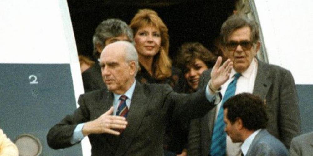 30 χρόνια από το «νεύμα» του Ανδρέα Παπανδρέου στη Δήμητρα Λιάνη