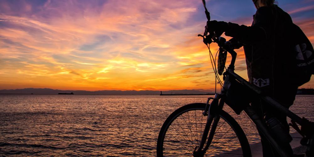 Ο άνθρωπος που έκανε Αχαρνές-Τραπεζούντα με ποδήλατο δύο φορές!
