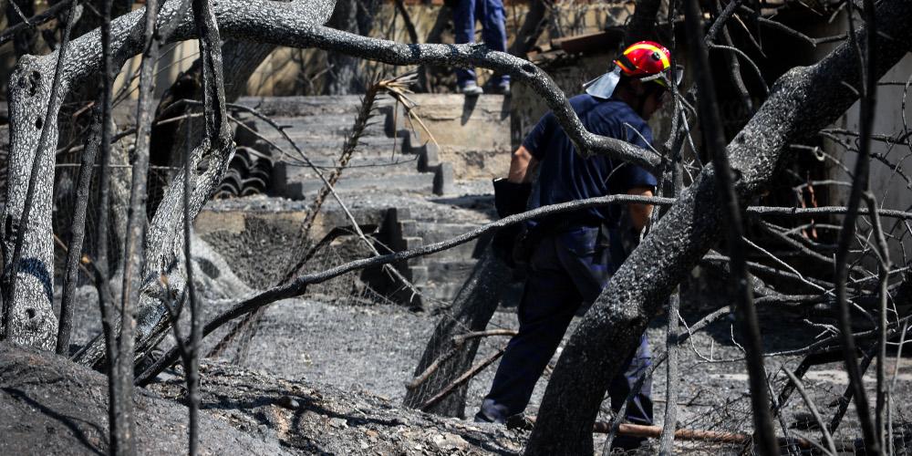 Πόρισμα για την πυρκαγιά στο Μάτι «καίει» τον κρατικό μηχανισμό