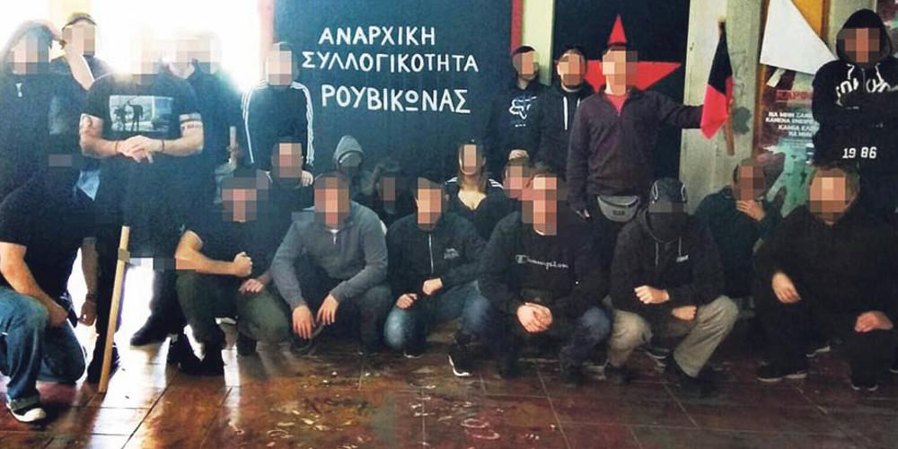 Ρουβίκωνας: Θα πολεμήσουμε την ανομία ΝΔ-ΠΑΣΟΚ στα πανεπιστήμια
