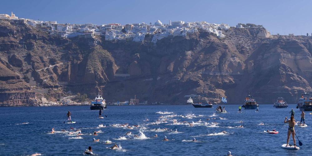 Διεθνής διάκριση για το Santorini Experience