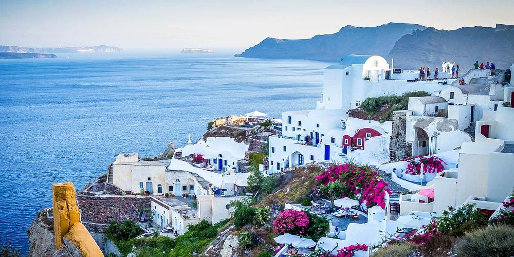 Στην κορυφή των προτιμήσεων των Ευρωπαίων τουριστών η Σαντορίνη