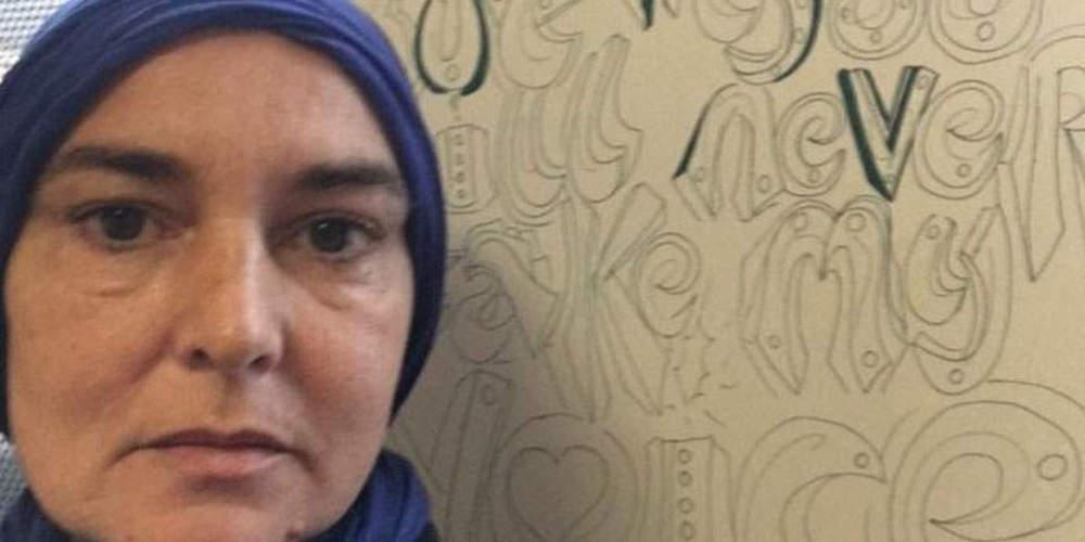 Η Σίνεντ Ο' Κόνορ ασπάστηκε το Ισλάμ και φόρεσε μαντίλα [εικόνα & βίντεο]