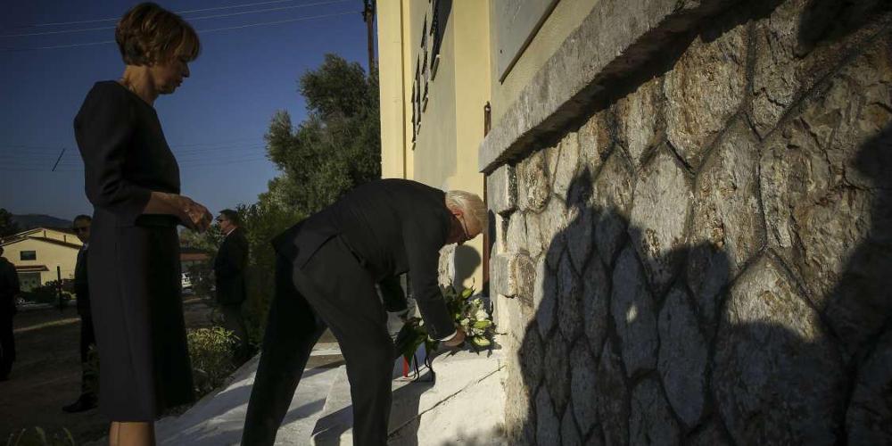 Γερμανικά ΜΜΕ: Η συγγνώμη Σταϊνμάιερ δεν αφορά τις γερμανικές αποζημιώσεις
