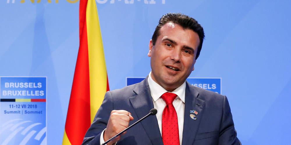 Προκαλεί ο Ζάεφ: Ενδέχεται η «Μακεδονική» γλώσσα να διδάσκεται στην Ελλάδα!