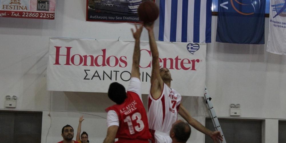 Το πρόγραμμα της 3ης αγωνιστικής του «Δ.Α.Π.Π.Ο.Σ Basketball League 2018 – 2019»