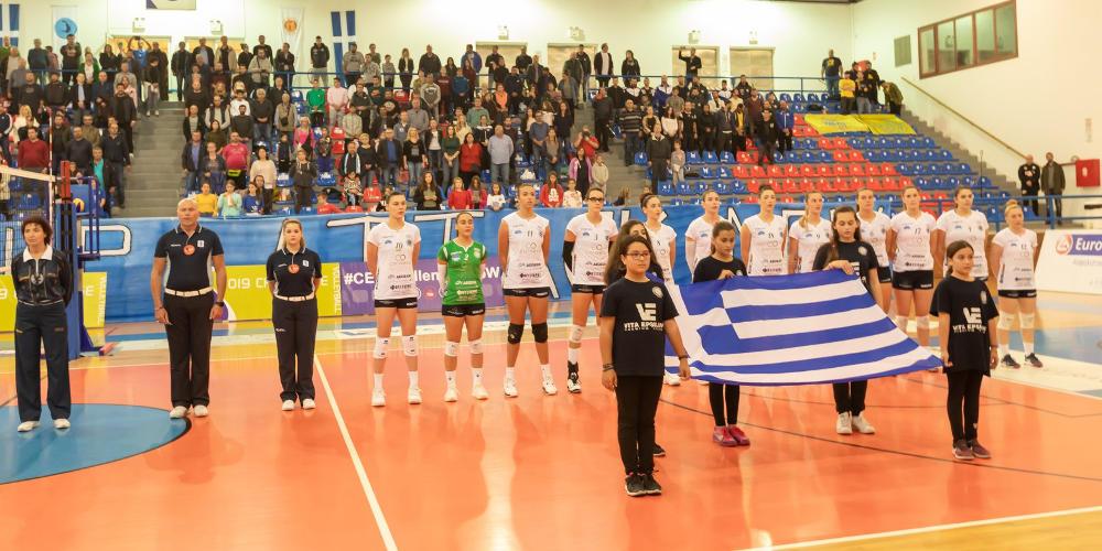 Δείτε LIVE την μάχη του ΑΟ Θήρας στην Κύπρο για πρόκριση στην επόμενη φάση του Challenge Cup