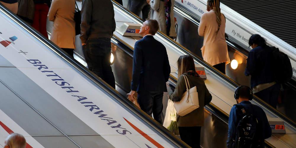 Επιβάτης κατέθεσε αγωγή στην British Airways επειδή «τον έβαλαν να κάτσει δίπλα σε έναν υπέρβαρο»