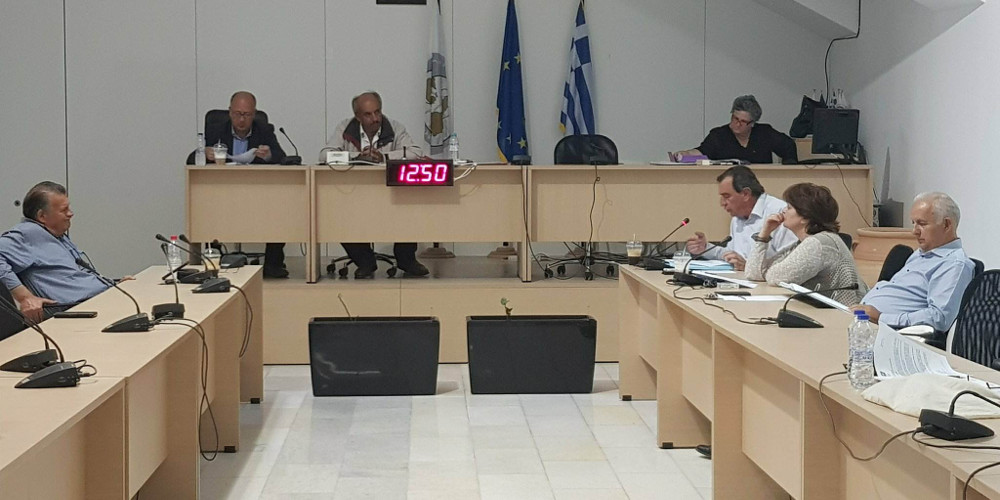 Tην Πέμπτη συνεδριάζει το Δημοτικό Συμβούλιο Θήρας