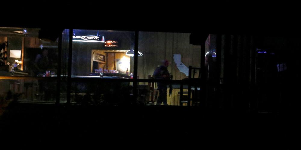 Σοκαριστικό βίντεο την ώρα του μακελειού στην Καλιφόρνια