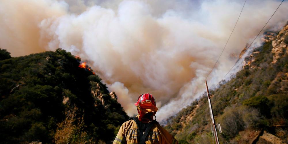 Ανείπωτη τραγωδία στην Καλιφόρνια: 31 νεκροί από τις πυρκαγιές