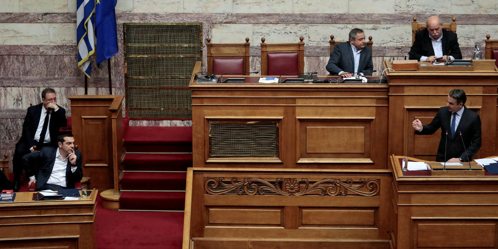 Πώς θα προχωρήσει η διαδικασία για τη Συνταγματική Αναθεώρηση στην Βουλή
