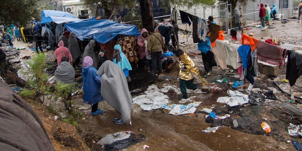 Διεθνώς ρεζίλι η Ελλάδα με νέα έκθεση-καταπέλτη για τις άθλιες συνθήκες στα hot spots