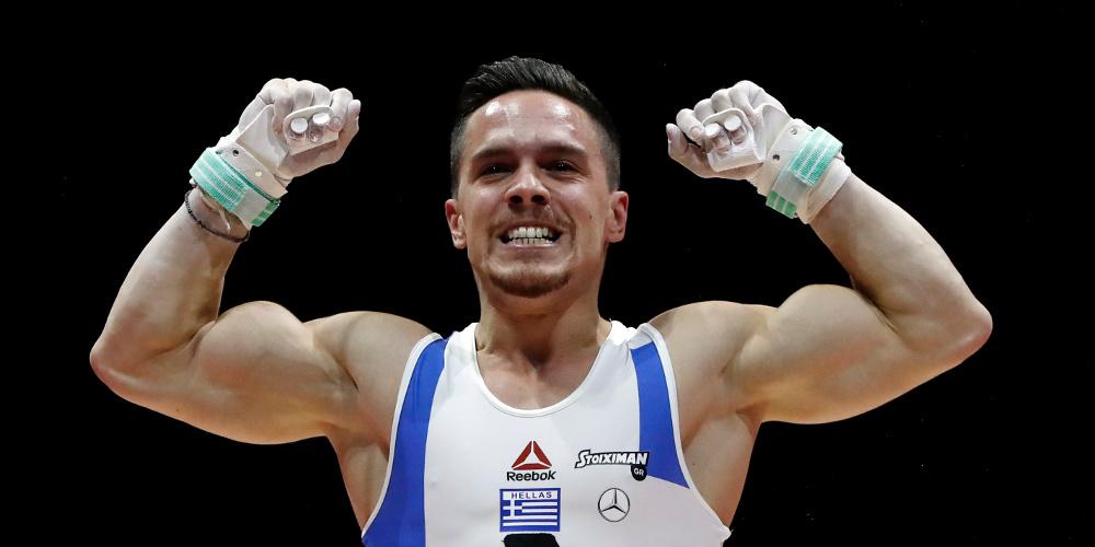 Για 3η συνεχόμενη φορά παγκόσμιος πρωταθλητής ο Λευτέρης Πετρούνιας