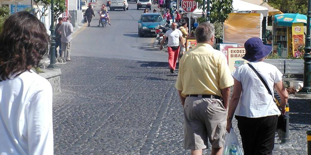 Εργασίες αποκατάστασης του οδοστρώματος στον δρόμο Βόθωνα - Μεσαριάς