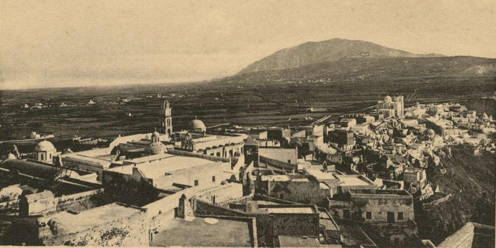 Η παλιά Σαντορίνη: Εικόνες από μια άλλη, «άγνωστη» εποχή