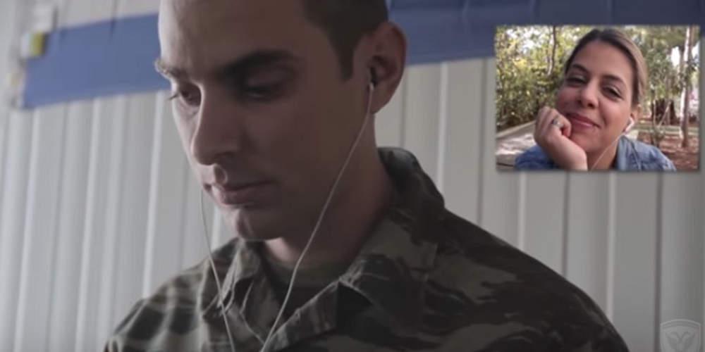 «Μωρό μου έχουμε ίντερνετ στο Στρατό» - Το βίντεο του ΓΕΣ που έχει γίνει viral
