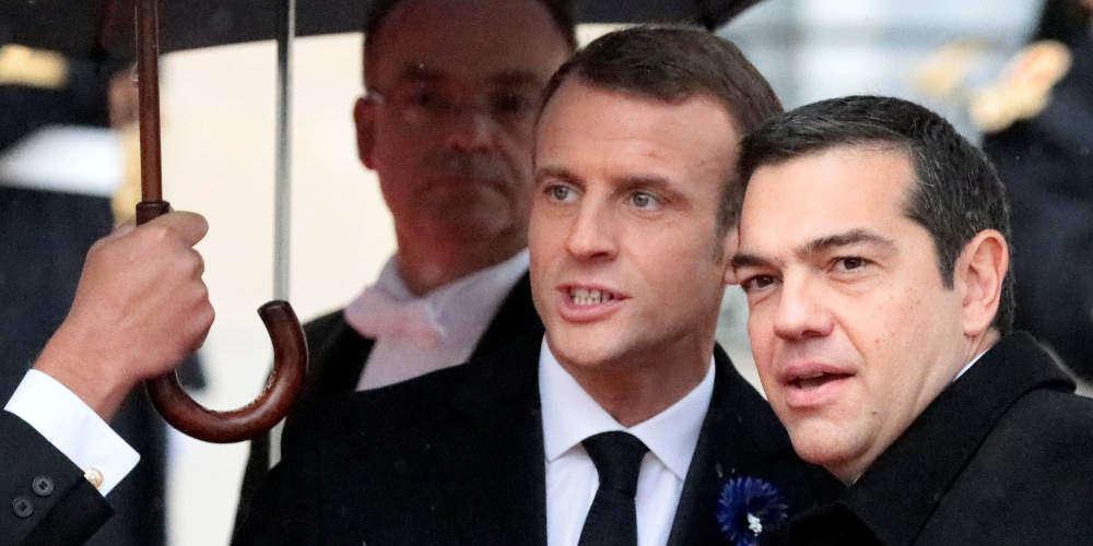 Με ποιους ηγέτες είχε τετ-α-τετ ο Τσίπρας στο Παρίσι
