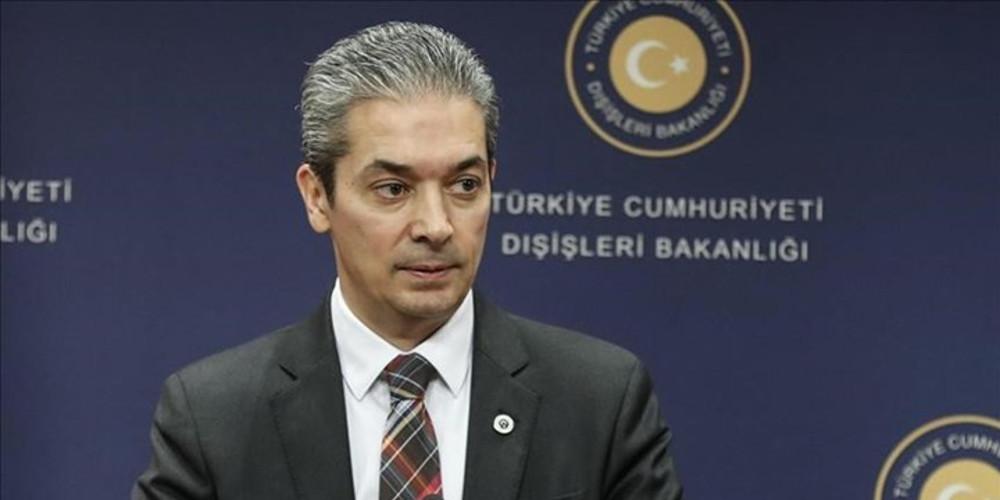 Τουρκική απάντηση σε Καμμένο: Αναγνωρίζουμε μόνο έξι μίλια