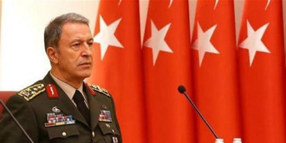Νέες απειλές από τον Τούρκο υπουργό Άμυνας: Οι προκλήσεις σε Αιγαίο και Μεσόγειο θα έχουν βαρύ τίμημα