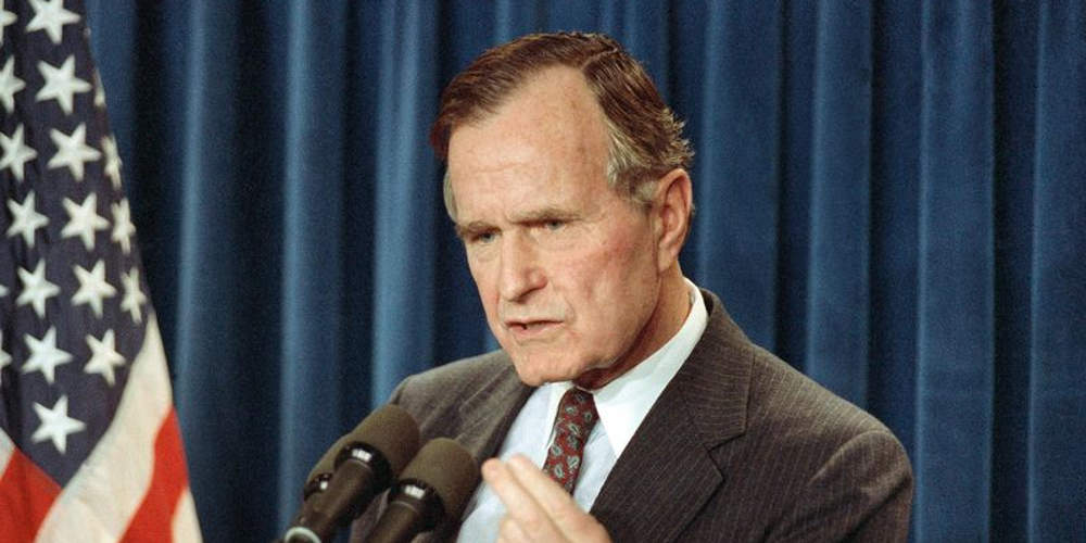 Πέθανε ο Τζορτζ Μπους σε ηλικία 94 ετών – Ήταν ο 41ος πρόεδρος των ΗΠΑ