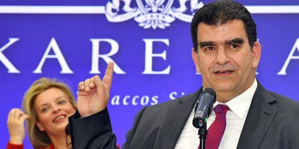 Παροχές 3,7 εκατ. ευρώ μοίρασε σε υπαλλήλους του και ιδρύματα ο Καρέλιας