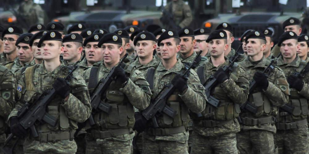 Σύννεφα πολέμου στα Βαλκάνια: Δημιουργείται στρατός στο Κόσοβο